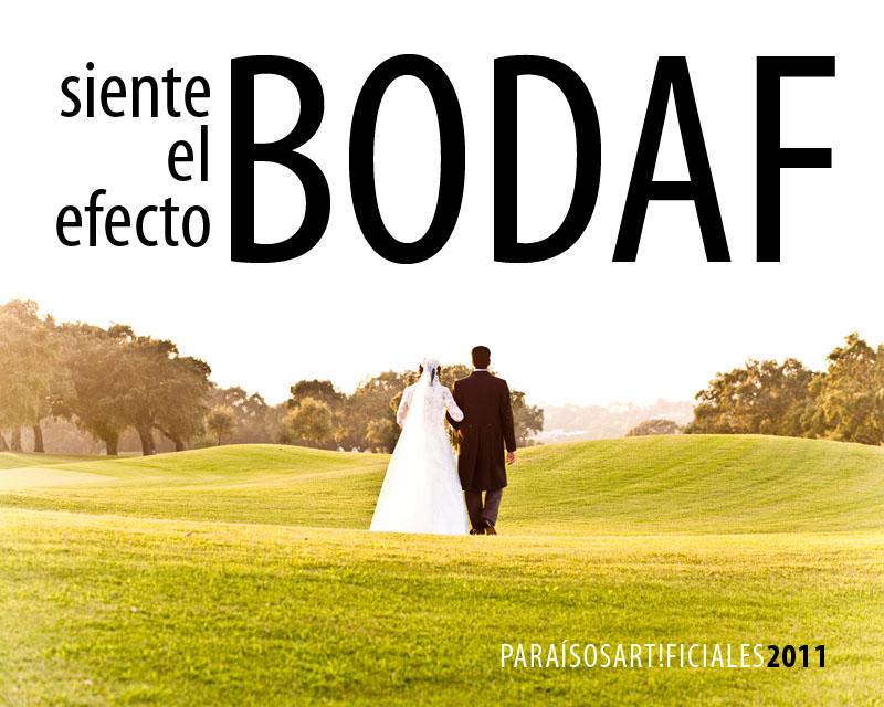 Siente el efecto BODAF